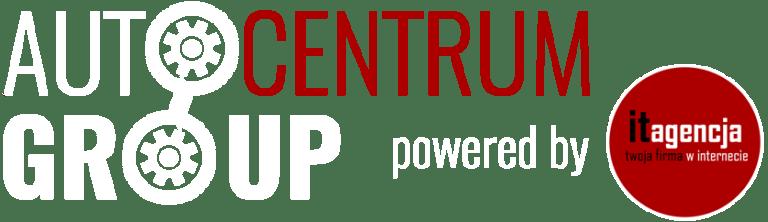 Autocentrum Group - logotyp