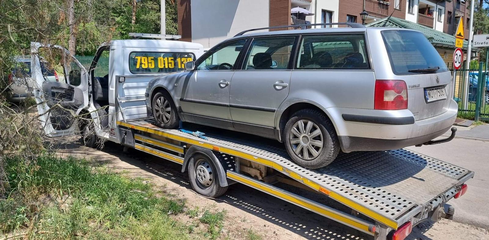 Złomowanie aut Warszawa